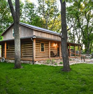 Private Chase County Cabin On Middle Creek! photos Exterior