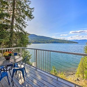 Lake Pend Oreille Home With Dock And Paddle Boards photos Exterior