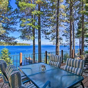 Waterfront Meek Bay Escape Hot Tub, Walk To Trail photos Exterior
