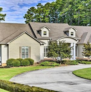 Luxe Lakefront Scottsboro Home With Boat Slip & Pool! photos Exterior