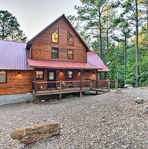 Lux Cabin With Hot Tub 13Mins To Broken Bow Lake photos Exterior