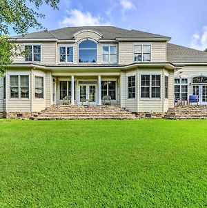 Spacious Trenton Home With Pond On 20 Acres! photos Exterior