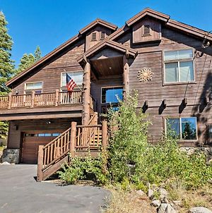 Luxe Tahoe Home Near Donner Lake, Truckee And Hiking photos Exterior
