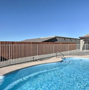 Home With Patio About 10 Mins To Golf & Lake Havasu! photos Exterior
