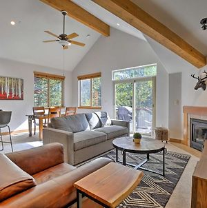 Chic Silverthorne Condo With Balcony On Blue River! photos Exterior