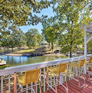 Waterfront Home On Badin Lake With Large Deck! photos Exterior