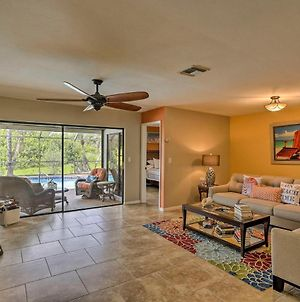 Fort Myers Home With Pvt Pool, 16Mi To Beach! photos Exterior