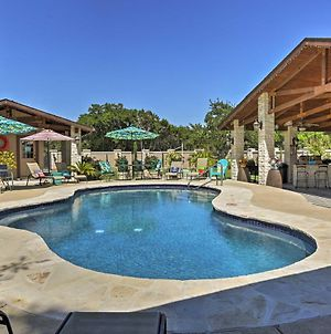 Peaceful Kerrville House With Private Pool & Hot Tub! photos Exterior