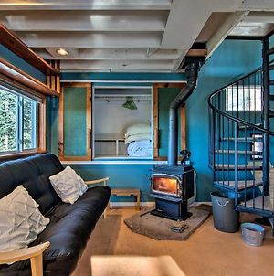 Nederland Cabin With Fireplace, Mtn Divide Views photos Exterior