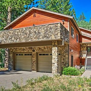 'Finley'S Place' South Lake Tahoe Home Near Shore! photos Exterior