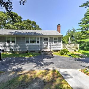 Cape Cod Home On 1& Acre - Just Mins From Beaches! photos Exterior