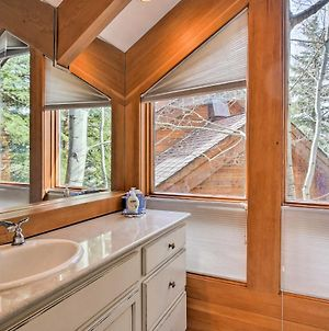 Upscale Vail Home With Private Sauna - Walk To Lifts! photos Exterior