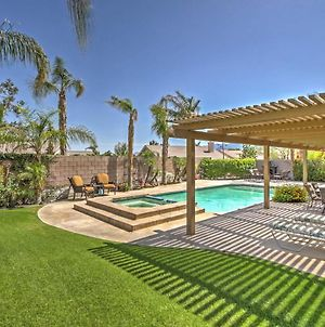 High-End La Quinta House With Private Pool And Spa! photos Exterior