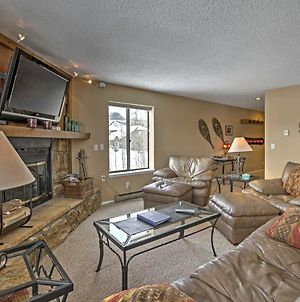 Central Condo With Hot Tub Access 11 Mi To Keystone! photos Exterior