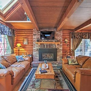 'Smokey'S Den' South Lake Tahoe Cabin With Hot Tub! photos Exterior