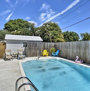 Vero Beach Home With Pool, Essential Workers Discount photos Exterior