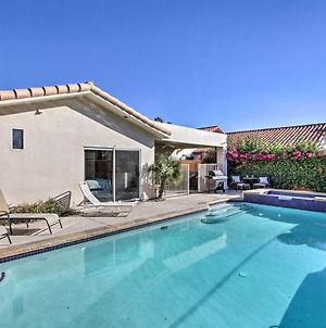 Updated La Quinta House With Private Pool And Hot Tub! photos Exterior
