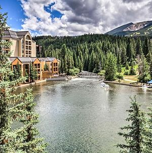 Ski-In Breck Condo With Pool Access - Walk To Town! photos Exterior