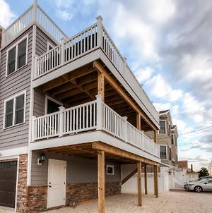 Recently Renovated Lbi Apt With Deck On Beach Block! photos Exterior