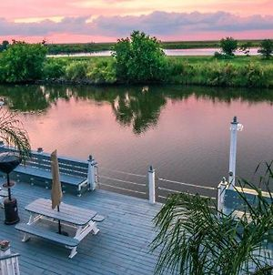 Waterfront Villa With Deck - 23 Mi To French Quarter! photos Exterior
