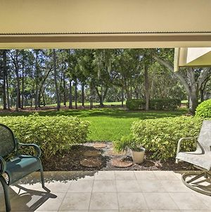 Large Tampa-Area Condo With Golf Course Access! photos Exterior