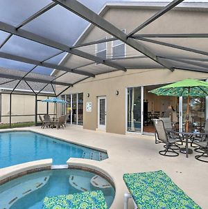 Home With Heated Pool & Games, 10 Mi To Disney! photos Exterior