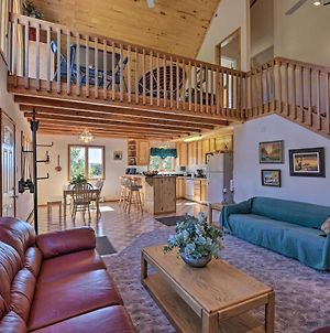Questa Home With Views - 13 Mi To Red River Skiing! photos Exterior