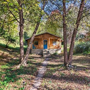 Cozy And Charming Asheville Cabin 5 Mi To Downtown! photos Exterior