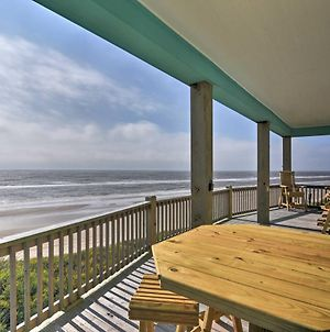 Crystal Tides' - Stunning Home With Oceanfront Views photos Exterior