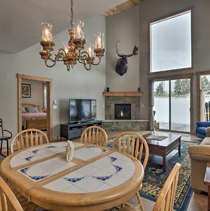 Fraser Home With Fireplace, 6 Mi To Winter Park! photos Exterior