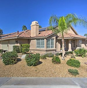 Updated Home With Pool Less Than 1 Mi To Coachella Shuttle! photos Exterior