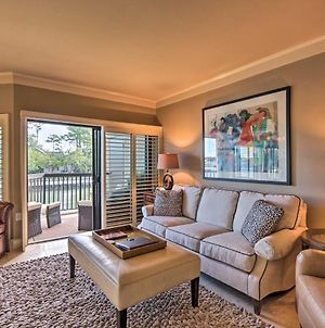 Elegant Condo With Broad Creek View And Beach Access photos Exterior