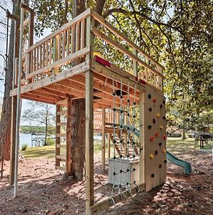 Toledo Bend Fishing Escape With Dock & Treehouse photos Exterior