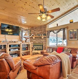 Meadow-View Mountain Cabin In Downtown Duck Creek! photos Exterior