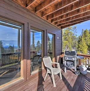 Peaceful Mtn Cabin With Deck & Views About 24 Mi To Breck photos Exterior