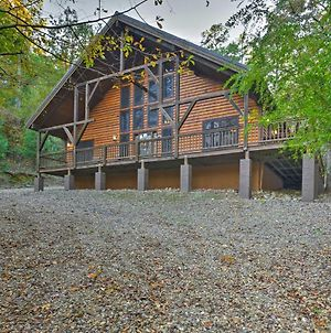 Rocky Pines Lodge With Hot Tub And Deck On 1Half Acres! photos Exterior