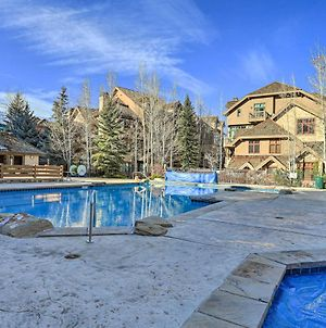 Rustic Mtn Escape, Walk To Ski Lift & Hot Tub photos Exterior