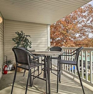 Cozy Condo With Dock And Pool On Lake Of The Ozarks! photos Exterior