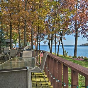 Dream Cottage With Sandy Beach, Dock, Pontoon Rental photos Exterior
