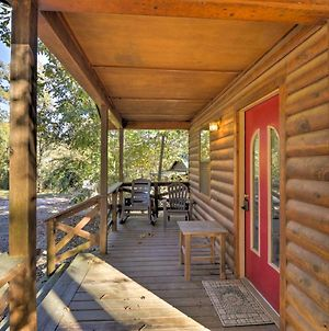 Cozy Cabin With Grill And Spa, 4Mi To Broken Bow Lake! photos Exterior