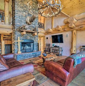 Resort Cabin With Hot Tub & Ski-In And Out Access! photos Exterior