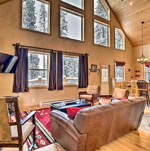 Scenic Mountain Cabin On 4 Wooded Acres & Hot Tub! photos Exterior