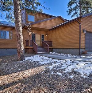 Cozy High Country Log Cabin - Hike, Fish, Golf, Ski photos Exterior