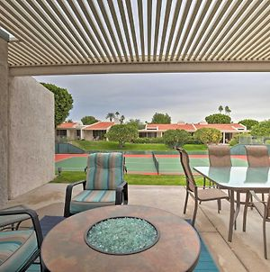 Indian Wells Desert Condo With Pool And Tennis! photos Exterior