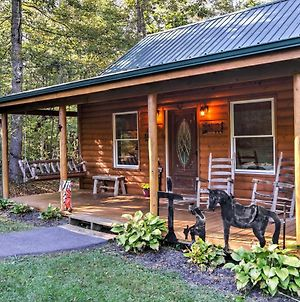 Smoky Mountain Escape With Furnished Patio! photos Exterior
