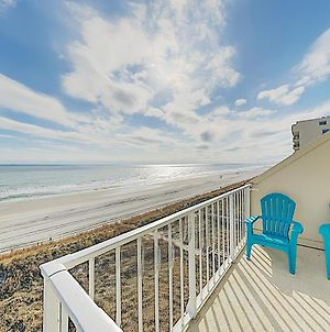 Oceanfront Crescent Sands Beach Condo W/ Pool Condo photos Exterior