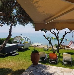 Corfu Glyfada Beachfront House 52 photos Exterior
