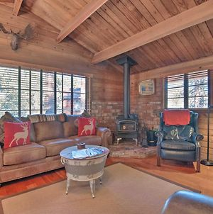 'Casa Lea' 5-Star Log Cabin With Community Amenities! photos Exterior