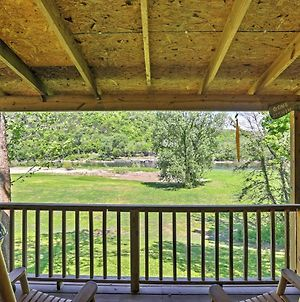 Quiet Dog-Friendly Cabin With Porch On White River! photos Exterior