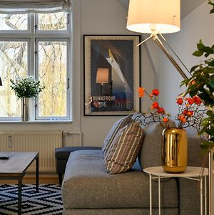 Super Cozy 3-Bedroom Duplex Apartment In Frederiksberg Close To Copenhagen Zoo photos Exterior